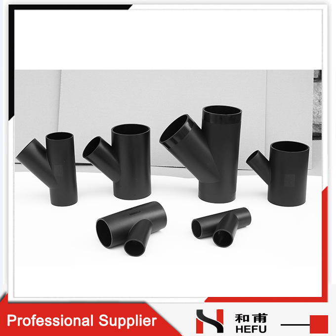 3 Way Pipe Fitting T Joint Welding Tee