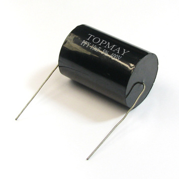 500NF/1500V Cbb20 Axial Metalized Polypropylene Film Capacitor