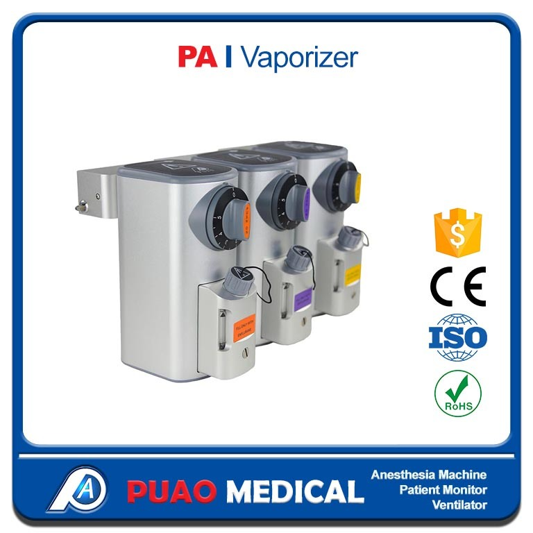 Jinling 850 Standard Model Anesthesia Machine