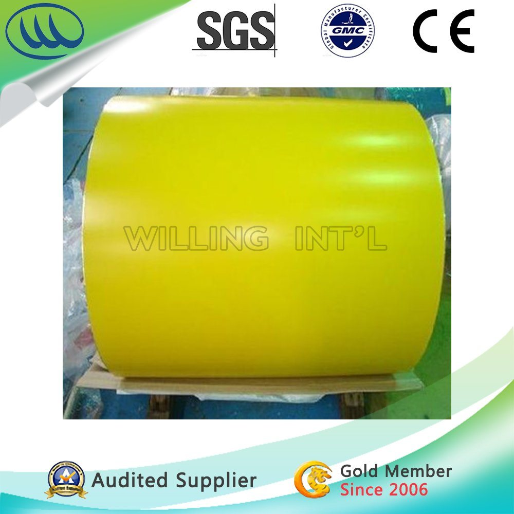 PPGI Color Coated Pre-Painted Galvanized Steel Coil for Roof Wall