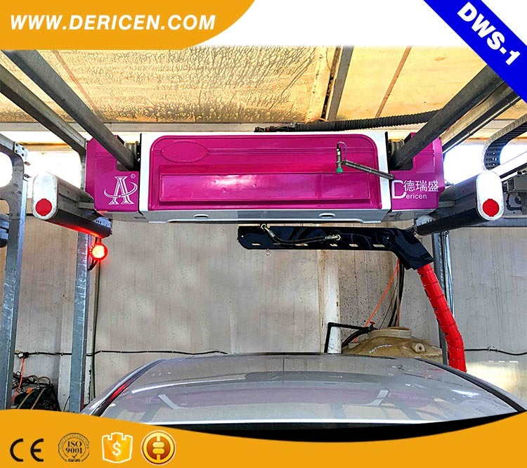 Dericen Dws1 Touchless Car Wash Machine with Under Chassis Wash