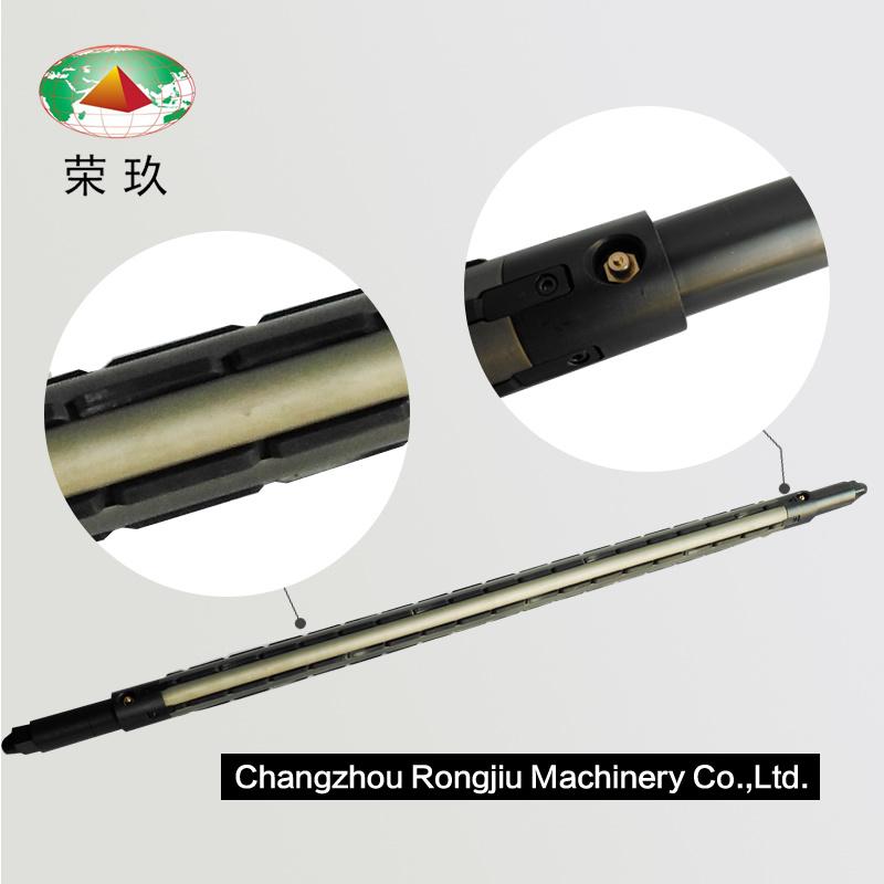 External Strip Lug Air Expanding Shaft for Slitter Cutter Paper Machine