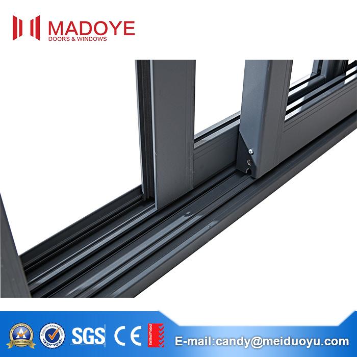 Modern Aluminium Alloy Frame Sliding Window