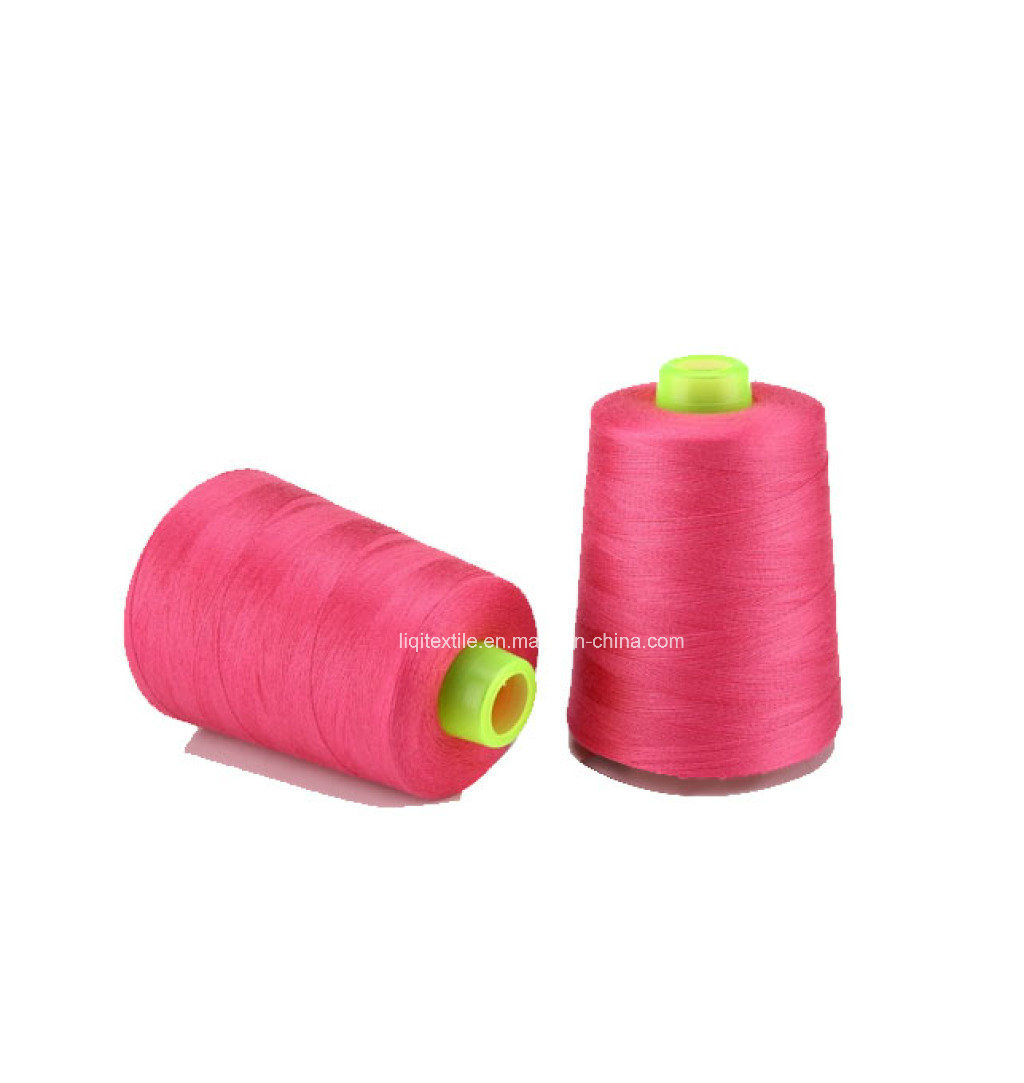 High Strength Core Spun Polyester Thread