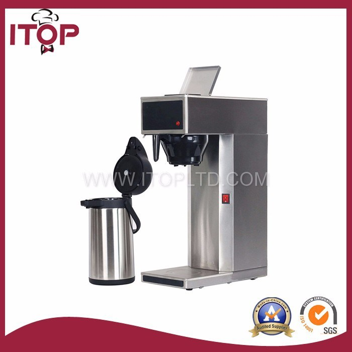 Stainless Steel Electric Drip Coffee Maker (DCM-22)