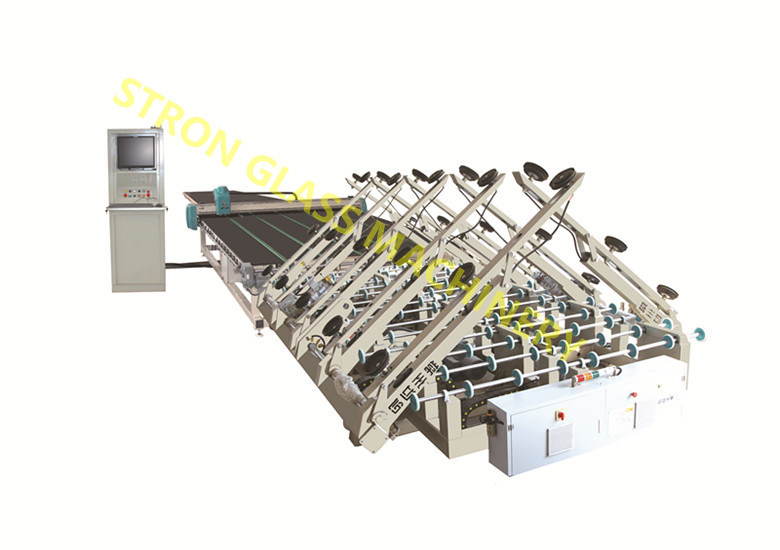 6133 CNC Full Automatic Glass Cutting Machine Line