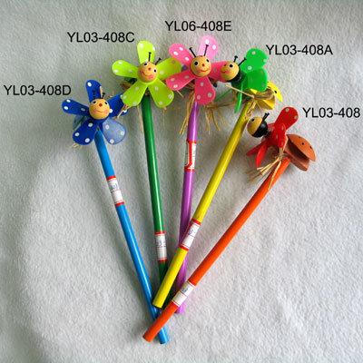 Как сделать украшение для карандашей 173