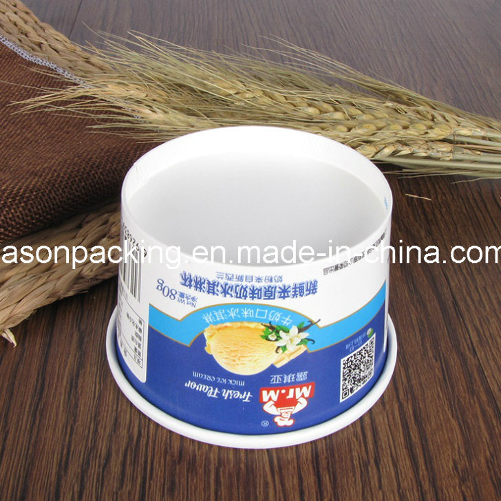 Disposable Ice Cream Paper Containers/Ice Cream Paper Bowl/ Paper Ice Cream Cup