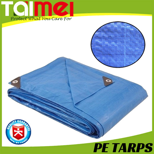 PE Tarpaulin/Tarp with UV Treated for Car /Truck Cover