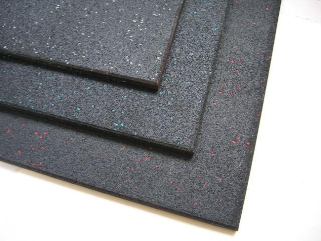 Recycled Rubber Gym Tiles s &