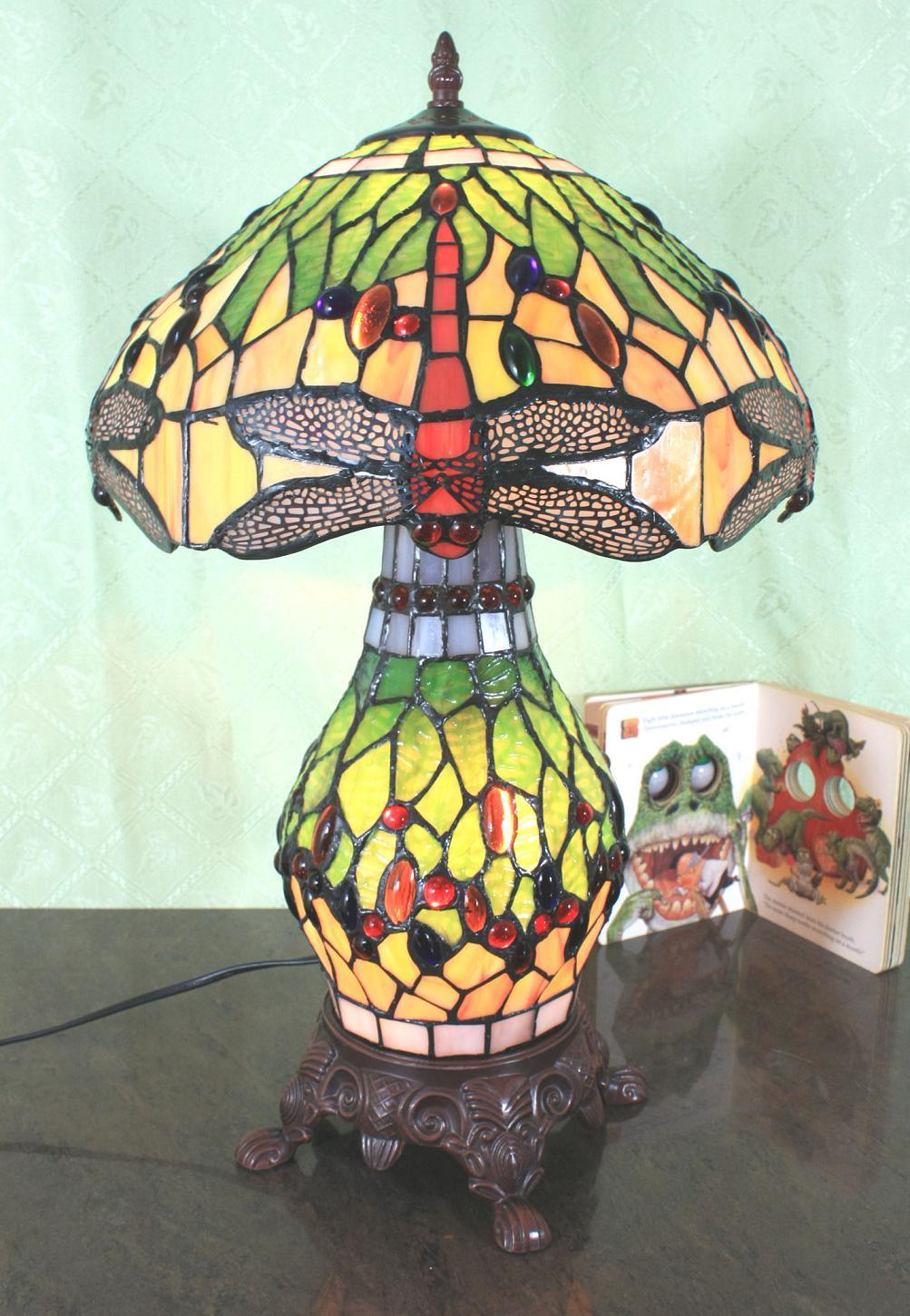 Lamp Tiffany Table Lamp (Series A1)