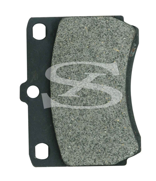 Auto Ceramic Brake Pads for Car (XSBP004)
