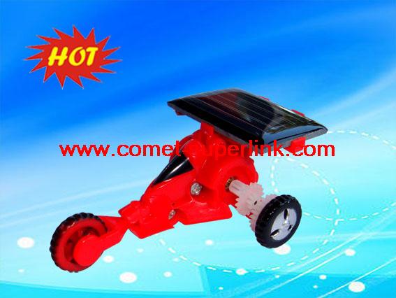 New Mini Solar Powered Robot