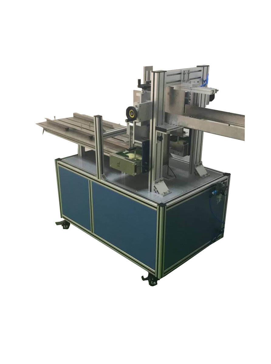 Automatic Pasting Box Gluing Machine Sealing Machine (LBD-RT1011)