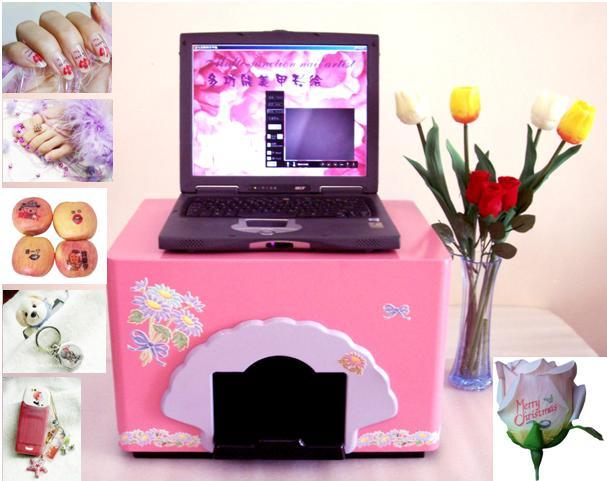 China Nail Art Printer - China Digital nail printer, Nail art printer