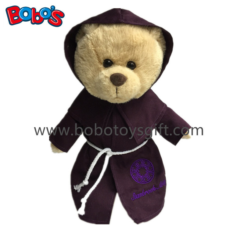 Plush Welsh Teddy Bear Doll as Kids Toy