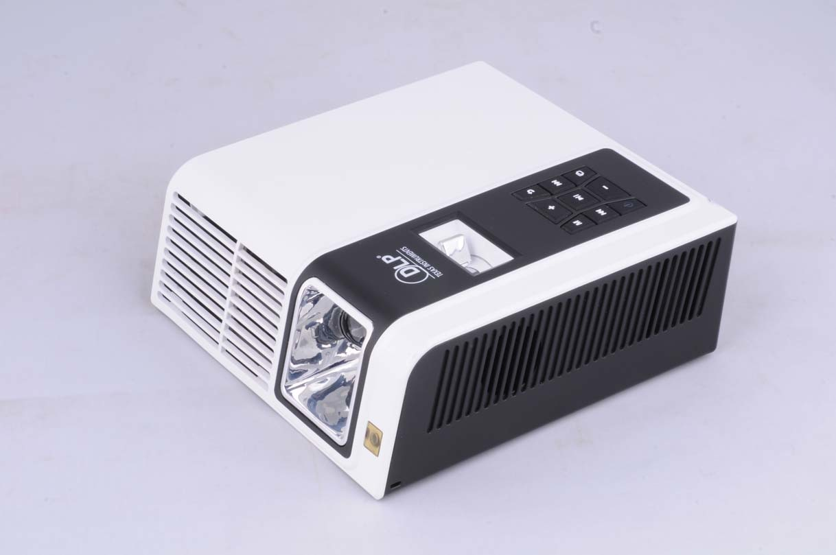 China 1080p dlp portable projector bl vb05 china for Dlp portable projector