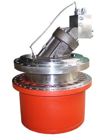 China rexroth gft110t3 hydraulic travel drive track motor for Hydraulic track drive motor
