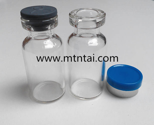 2ml Clear Glass Bottles for Pharma Use