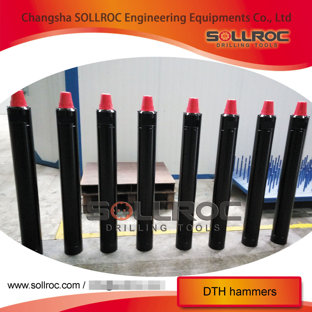 High Air Pressure DTH Drilling Hammers (DHD, SD, QL, Mission, Numa, Cop)