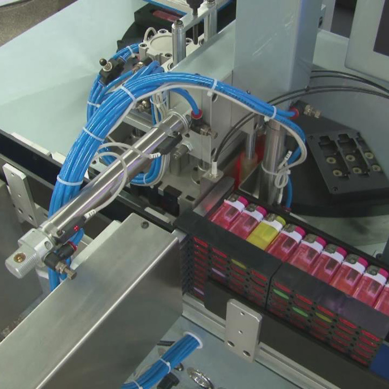 Automatic Lighter Screen Printing Machine