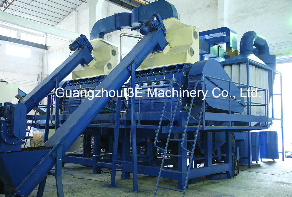 Tire Recycling Equipment/Tyre Recycling Machine/Tire Recycling Plant