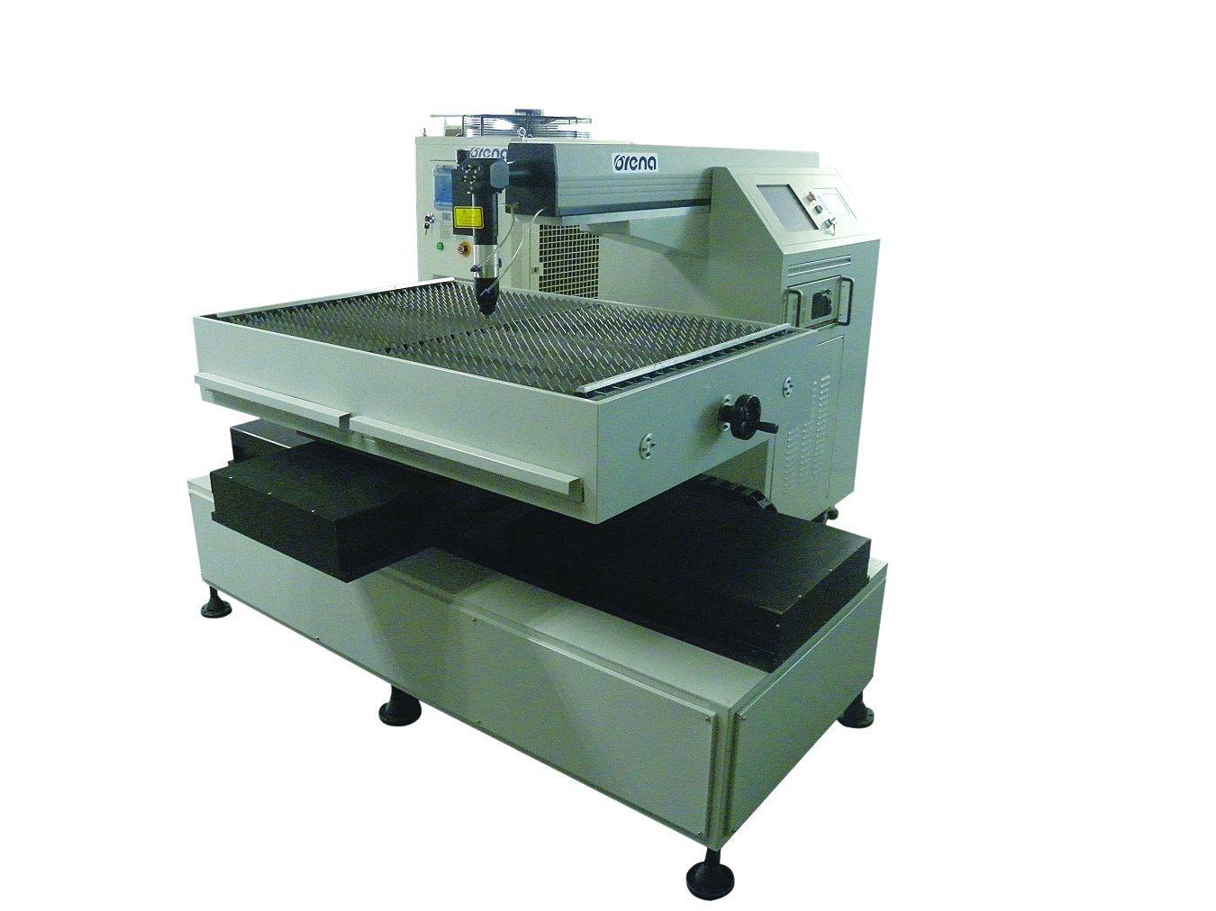 cutting metal machine
