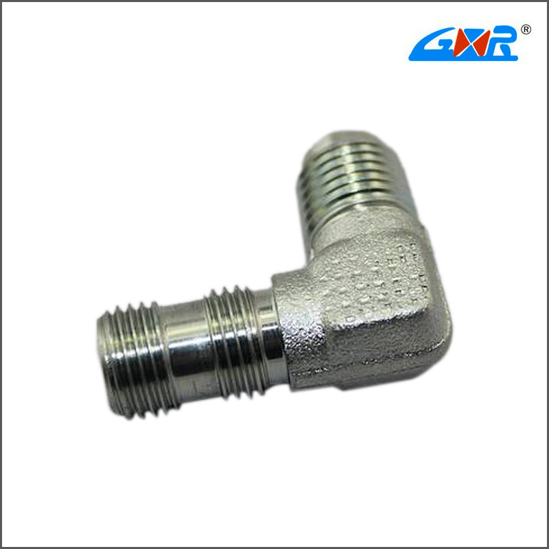 90 Degree Elbow JIS Gas Male 60 Degree Cone/Bsp Male O-Ring Fitting (XC-1SG9-OG)