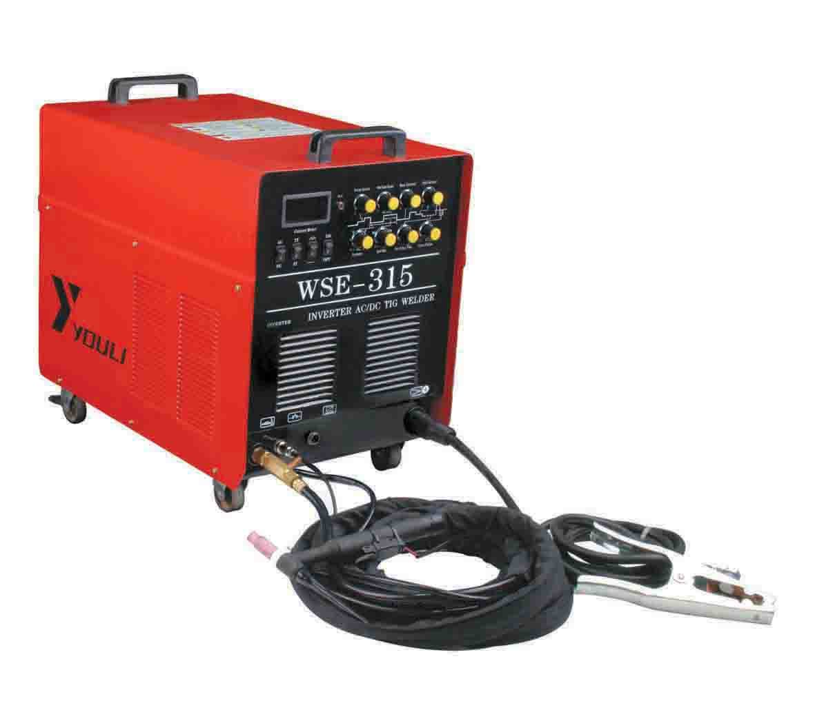 Inverter ac dc tig welding machine wse 315
