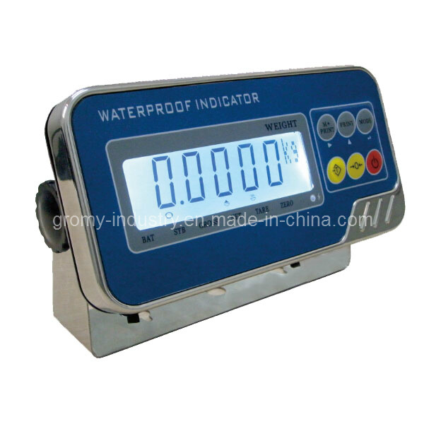 High Standard Waterproof Weighting Indicator Xk3119wl