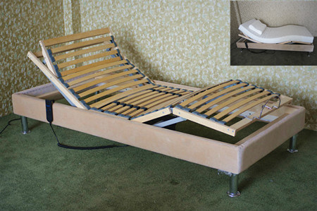 European Slats Adjustable Bed Base