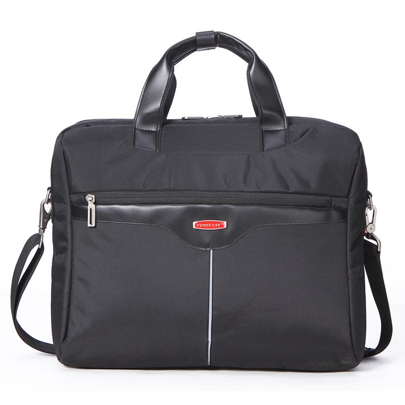 Laptop Notebook Shoulder Business Computer Carry Function Fashion Nylon 15.6′′ Laptop Bag