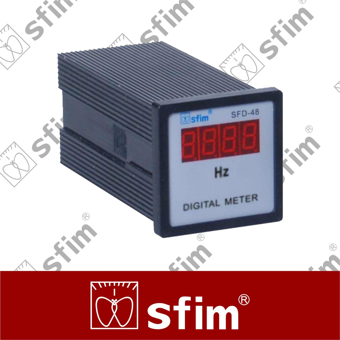 Digital Frequency Meter : China sfd series digital frequency meter photos pictures