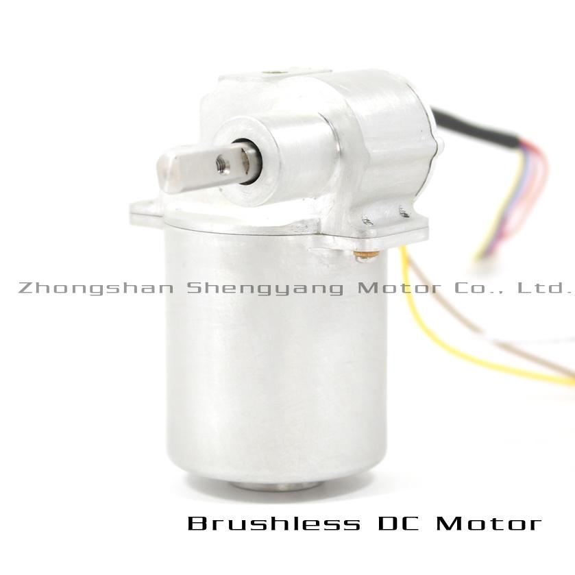 Brushless DC Electrical BLDC Motor