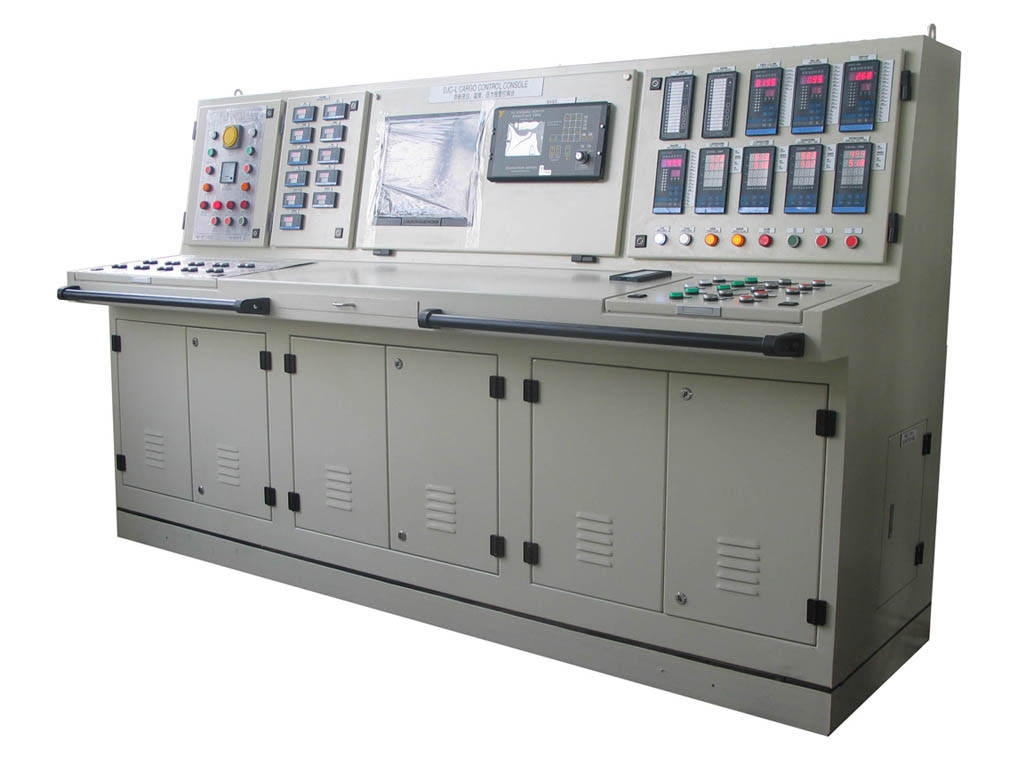 China cargo oil control console and monitoring system with for Monitoring consul