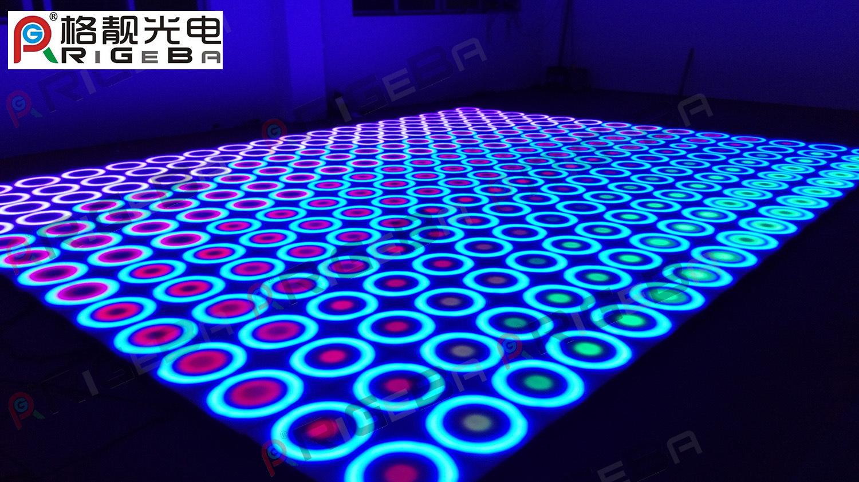Patent New Design Dynamic Stage Light LED Disco Dance Floor