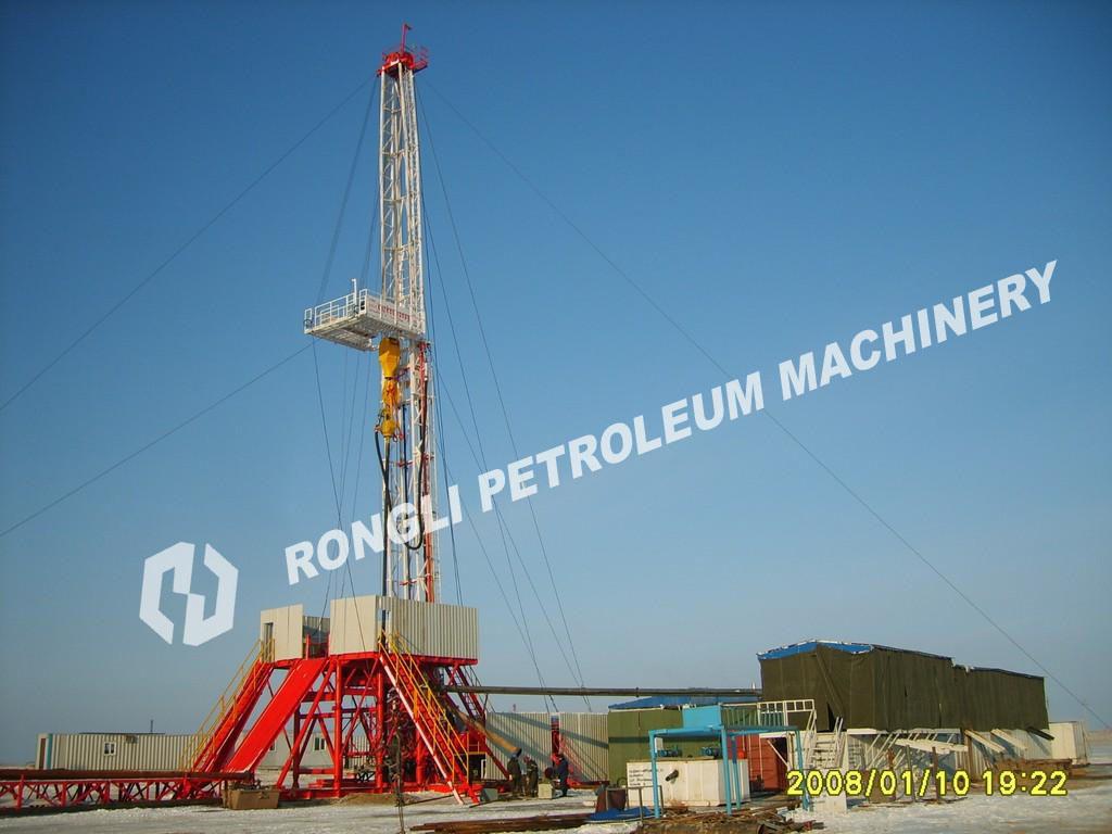 China Oil Well Drilling Rig (ZJ50\/ZJ70\/ZJ90) Photos
