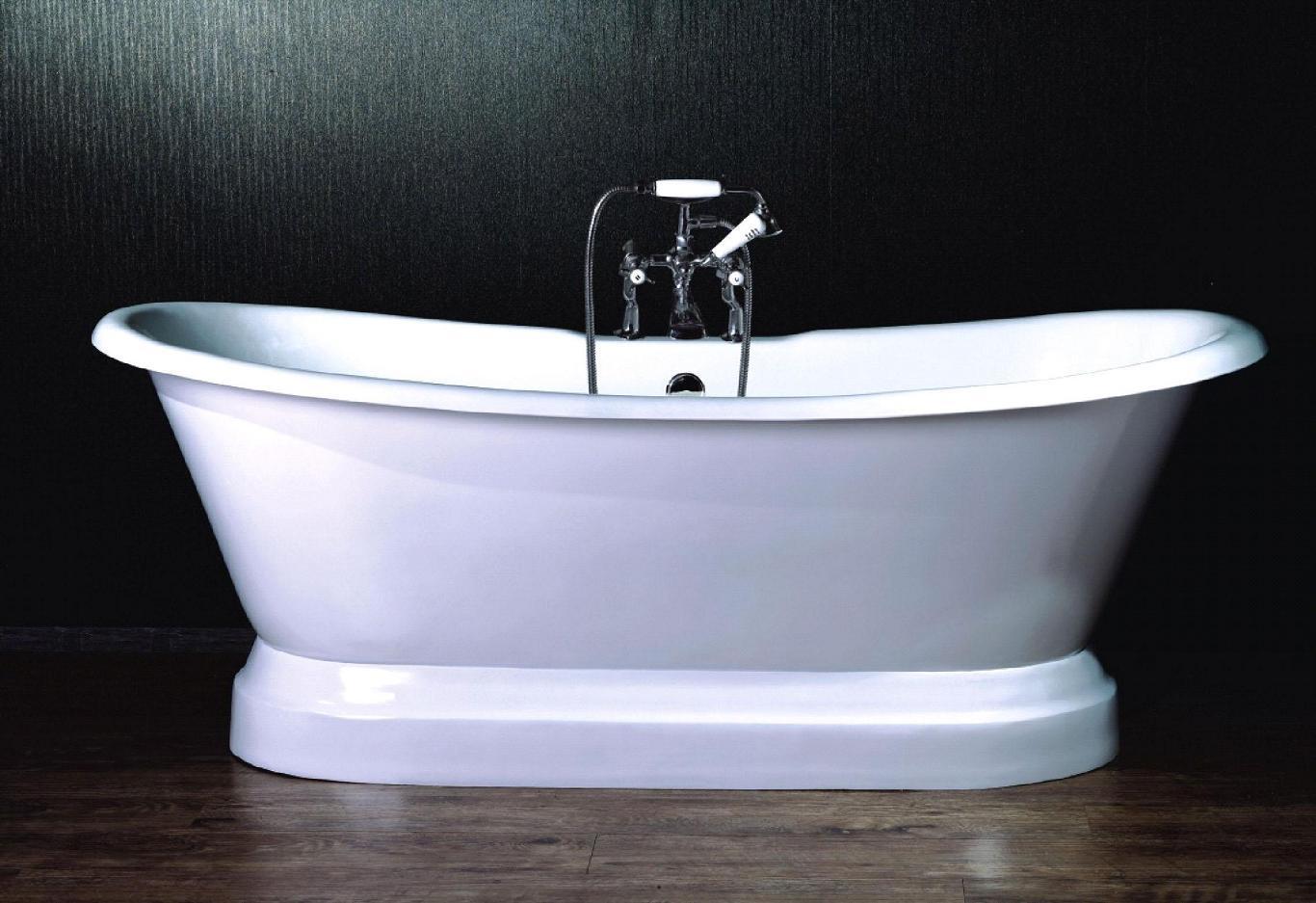 Cast iron bathtub yt china