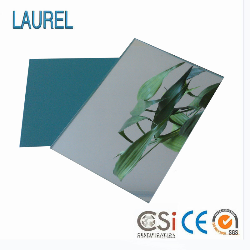 1.1-6mm Double/Single Coated Aluminum Mirror