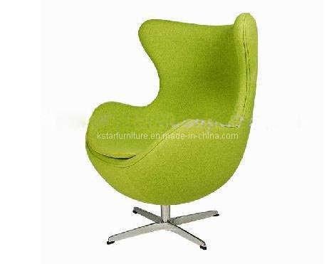 vrije stoel egg chair