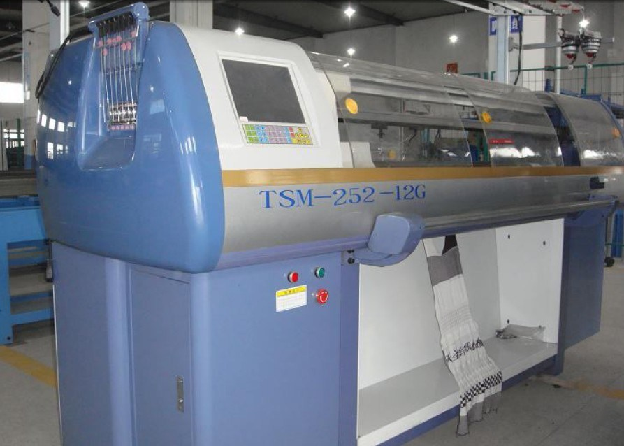 Computerized Knitting Machine (TSM-252)