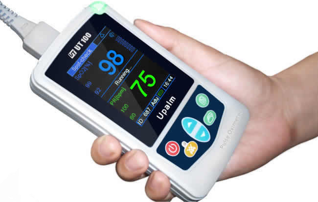 Handheld Pulse Oximeters, SpO2 Monitor (UT100)