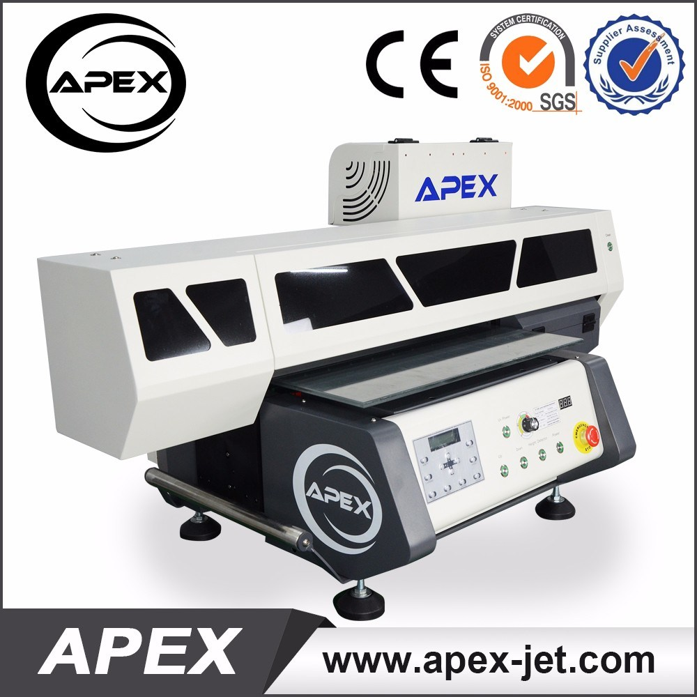 Newest Desktop Automatic UV4060s Screen Printing Machine