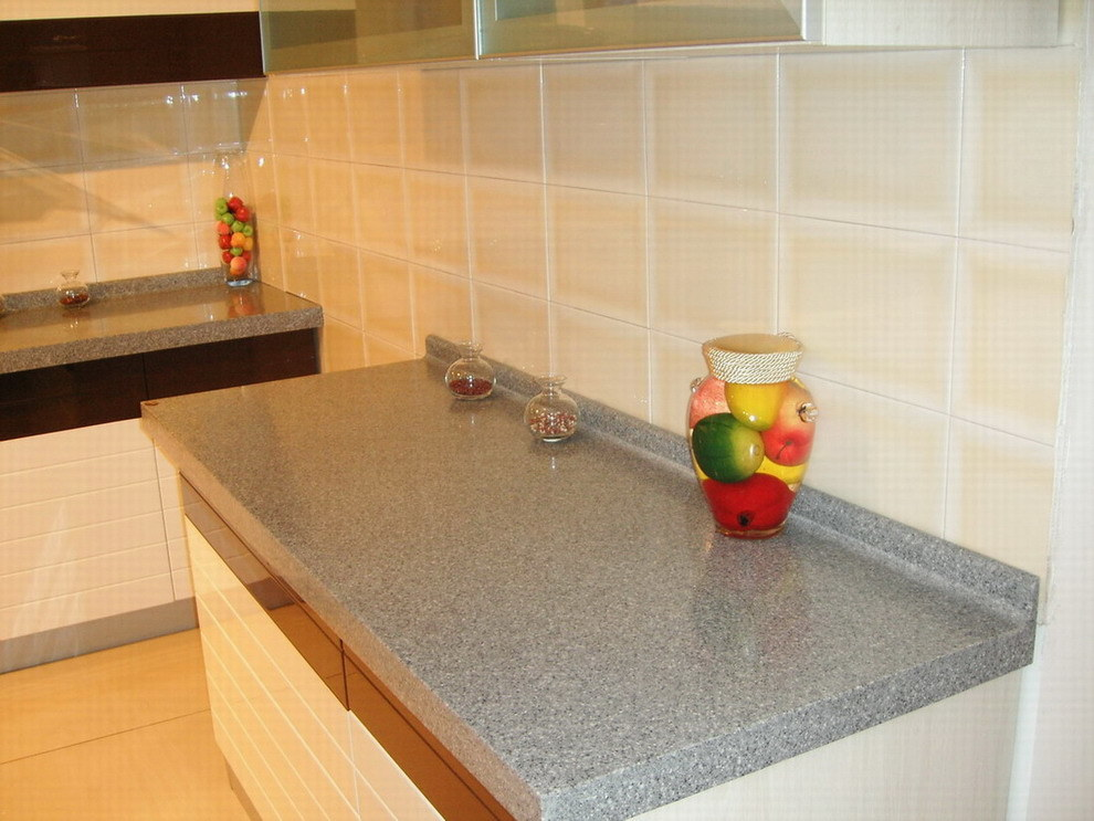 100% Acrylic Solid Surface Kitchen Tops (GMA)