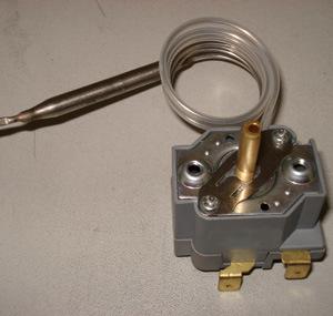 Capillary Water Heater Regulator Thermostat