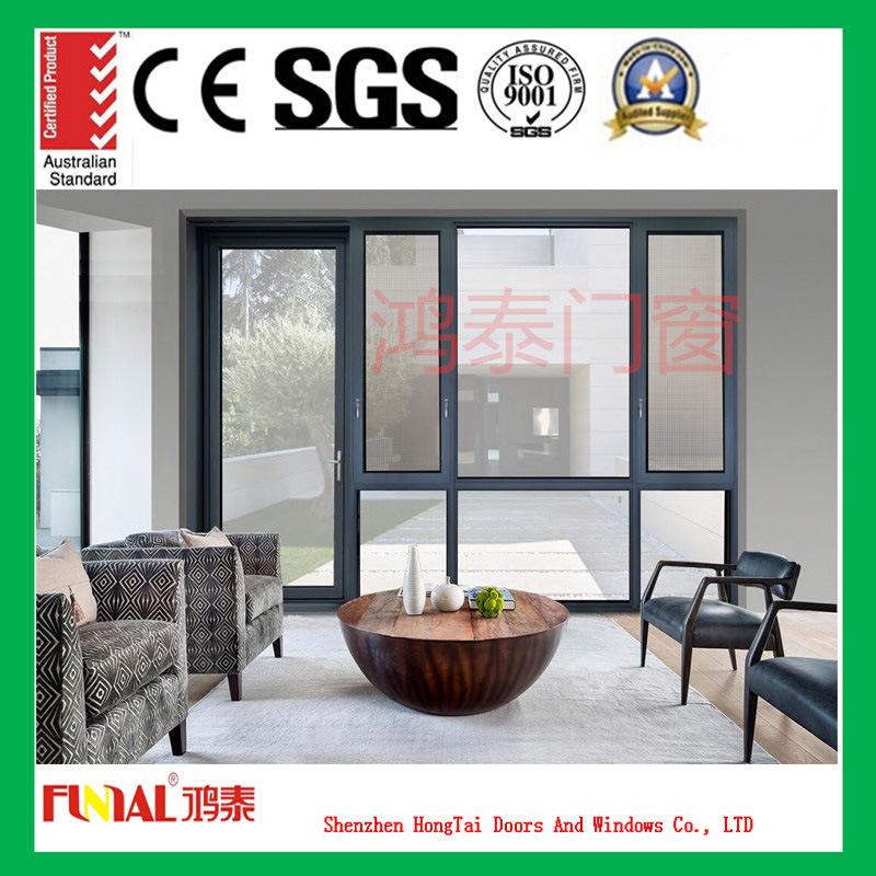 Wholesale Manufacture Powder Coated Aluminium Window