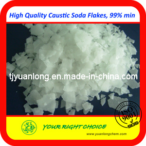 Water Treatment Caustic Soda Flakes and Pearls 99%