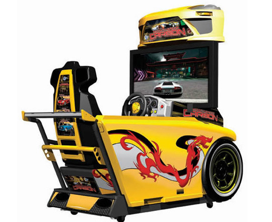 Racing Game Machine Need for Speed Carbon Dx