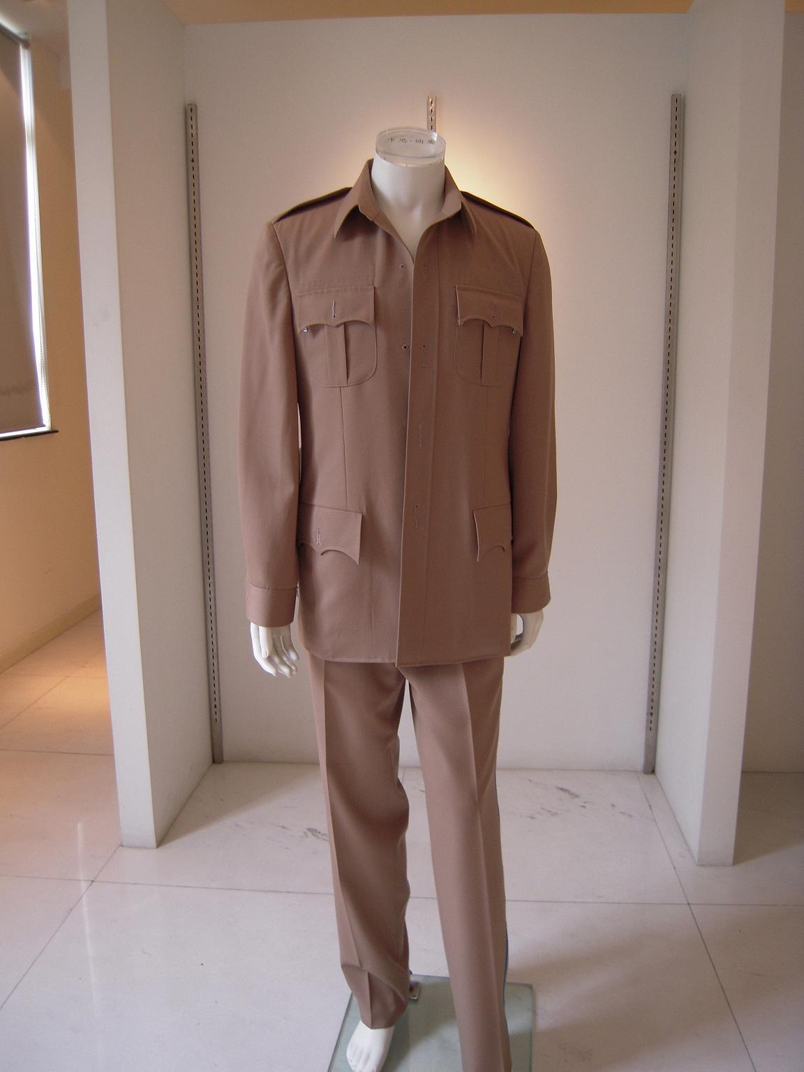 Military Uniforms (CAS-0803)