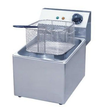 Electric Fryer Single (ET-FE-4L, ET-FE-6L, ET-FE-8L)